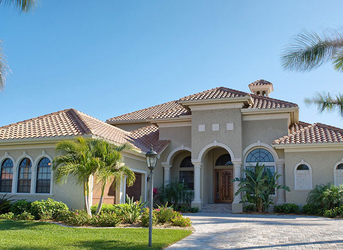 Custom home builder in cape coral fort myers fl royal for Custom home plans florida